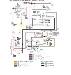 john deere 318 wiring diagram wiring diagram for a john deere 318 inspirationa john deere [ 1700 x 2200 Pixel ]