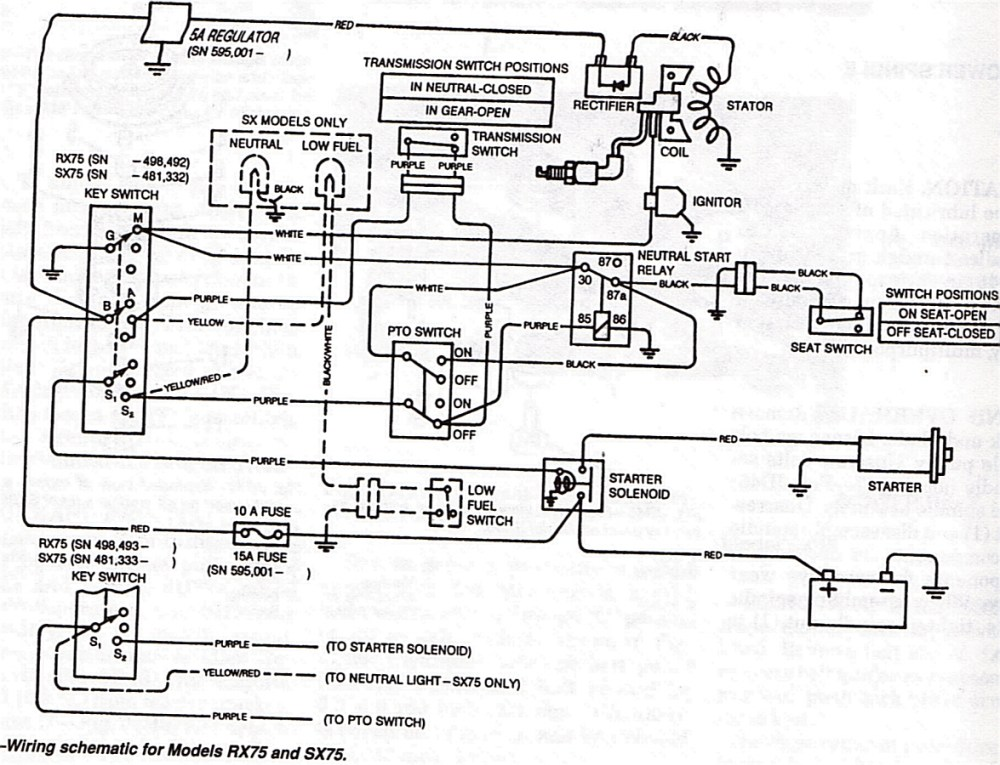 medium resolution of wiring diagram for john deere l120 lawn tractor wiring diagram val john deere l130 riding lawn mower switch wiring diagrams