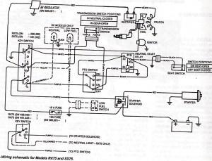 John Deere L110 Wiring Schematic | Free Wiring Diagram