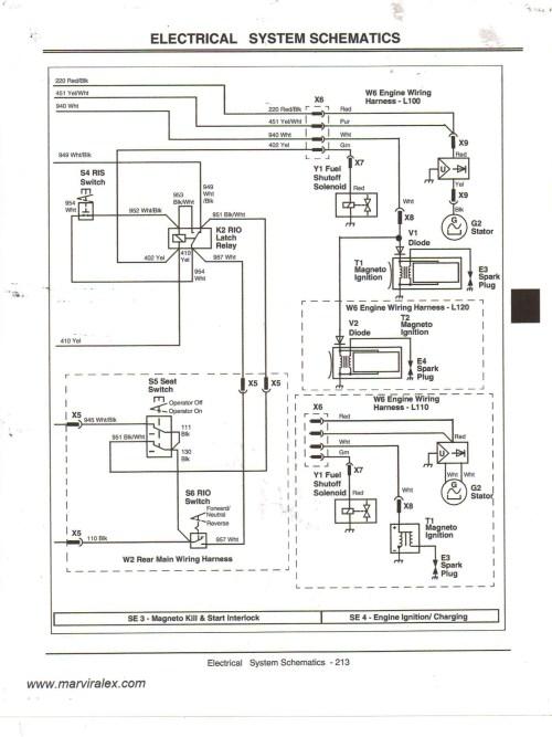 small resolution of 2004 john deere gator hpx 4x4 manual the best photos of deerjd wiring diagram e