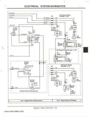 John Deere L130 Wiring Diagram   Free Wiring Diagram