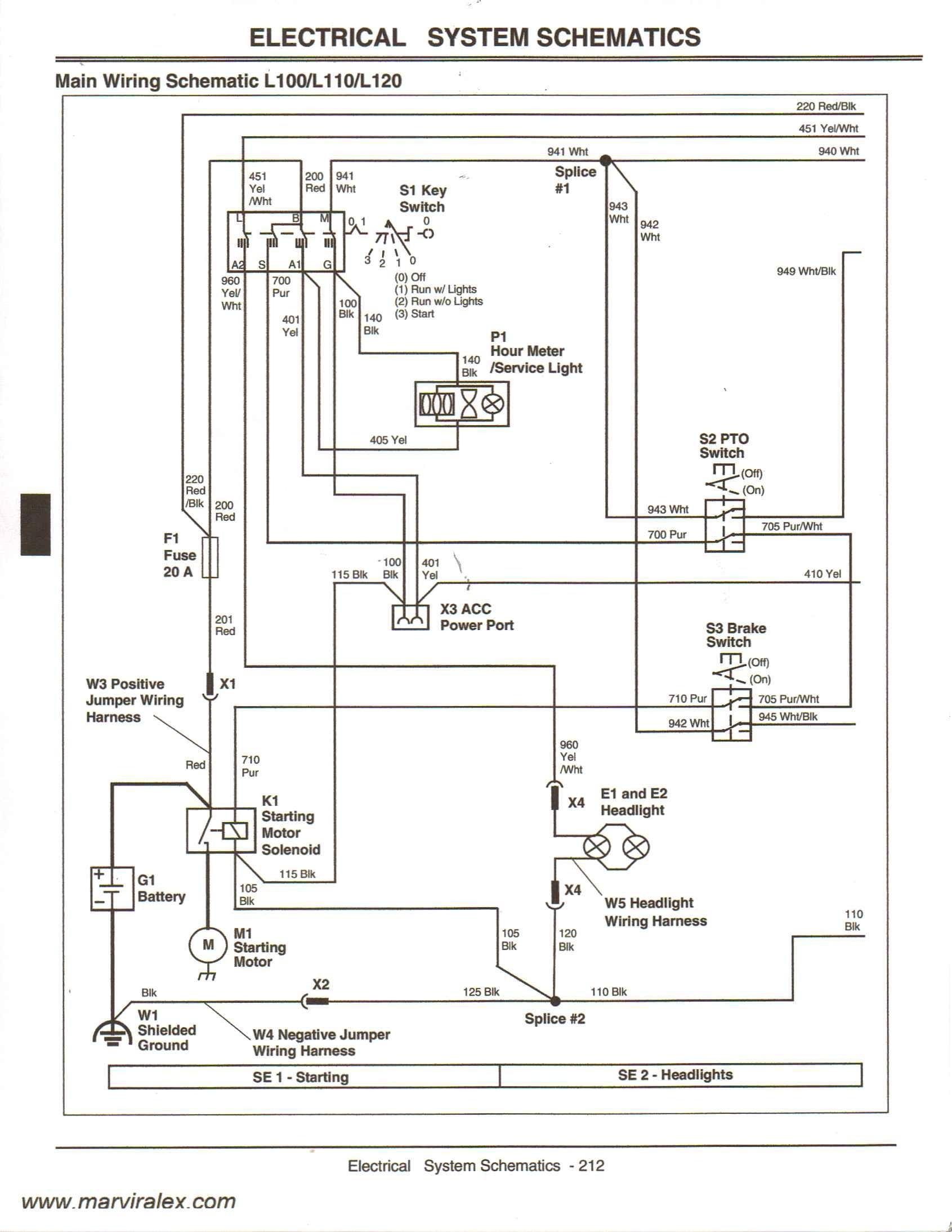 john deere stx wiring diagram