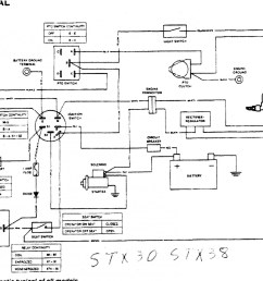 Wiring Diagram For Sabre Lawn Mower - john deere sabre lawn ... on
