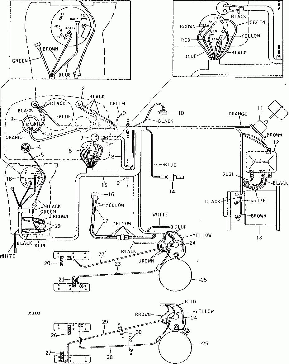[DIAGRAM] 1951 John Deere B Wiring Diagram FULL Version HD