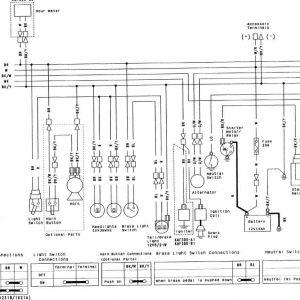 Kawasaki Mule 550 Wiring Diagram | Free Wiring Diagram