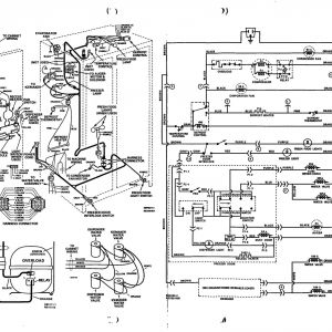 Wiring Diagram For Kenmore Gas Dryer Model 110