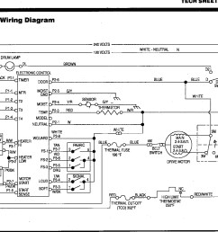 kenmore dryer thermostat wiring diagram [ 1681 x 1072 Pixel ]
