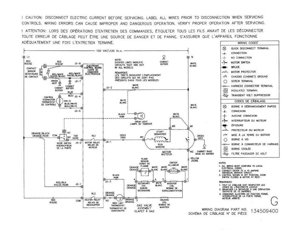 Kenmore 80 Series Electric Dryer Wiring Diagram - amazon com ... on