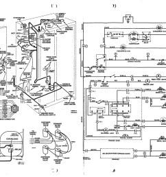 estate wiring diagram wiring diagram view wiring schematic for estate dryer [ 3250 x 2542 Pixel ]