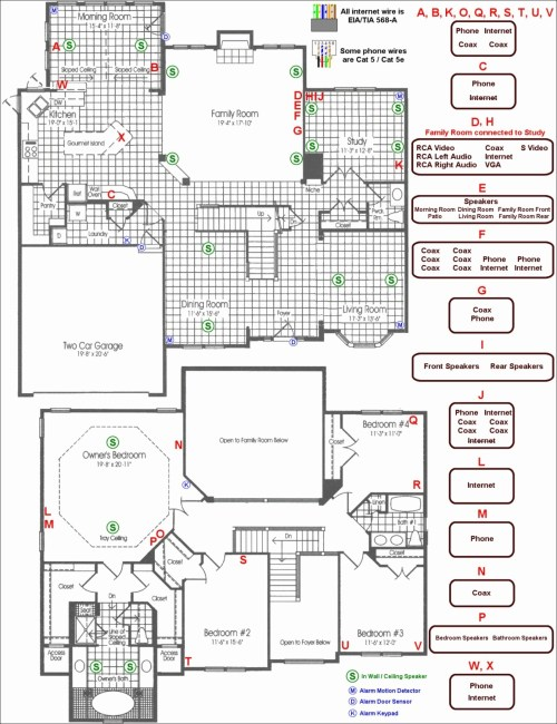 small resolution of kitchen electrical wiring diagram