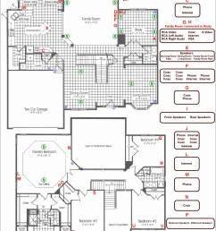kitchen wiring diagram [ 1600 x 2081 Pixel ]