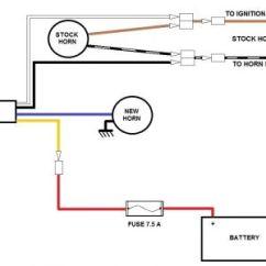 Wolo Horn Wiring Diagram 3 Phase Submersible Pump Control Box Kleinn Air Free Train Best Fortable