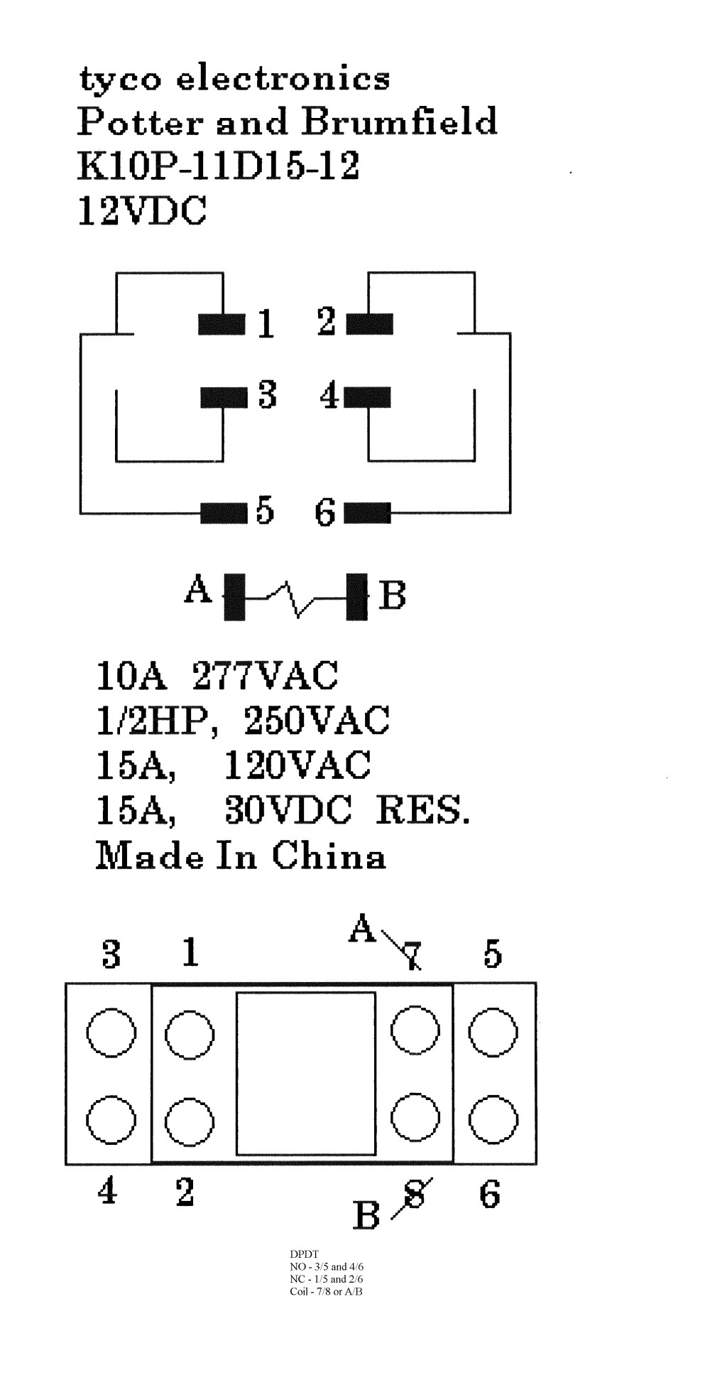 medium resolution of krpa 11ag 120 wiring diagram