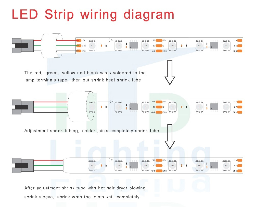 medium resolution of led channel letter wiring diagram