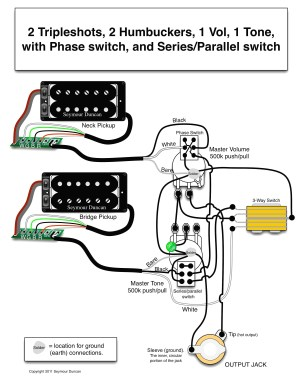 Les Paul Wiring Schematic | Free Wiring Diagram