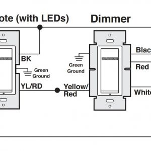 Leviton 3 Way Dimmer Switch Wiring Diagram | Free Wiring Diagram