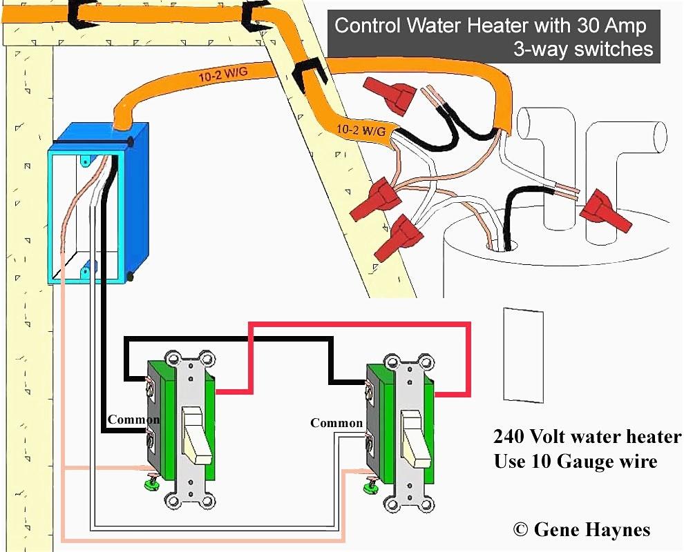 Single Pole Double Throw Switch Wiring Diagram
