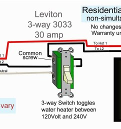 leviton double pole switch wiring diagram [ 1946 x 1079 Pixel ]