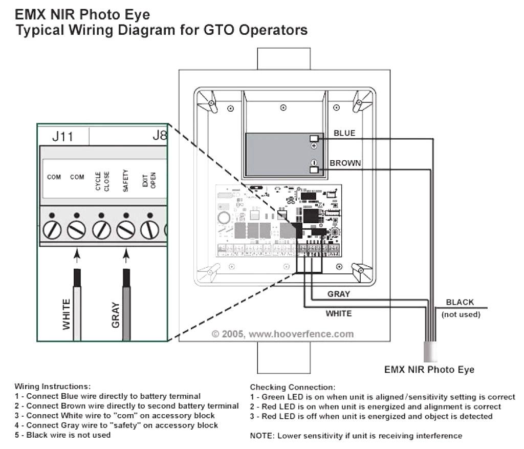 Liftmaster Garage Door Sensors