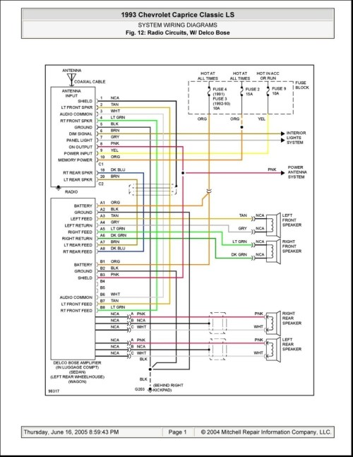 small resolution of lincoln town car radio wiring diagram
