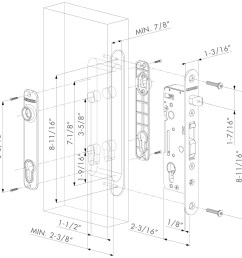 locknetics maglock wiring diagram locinox h metal wb mortise lock for ornamental gates fits welding [ 1186 x 1200 Pixel ]