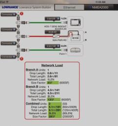 lowrance elite 7 wiring diagram wiring diagram data [ 948 x 990 Pixel ]