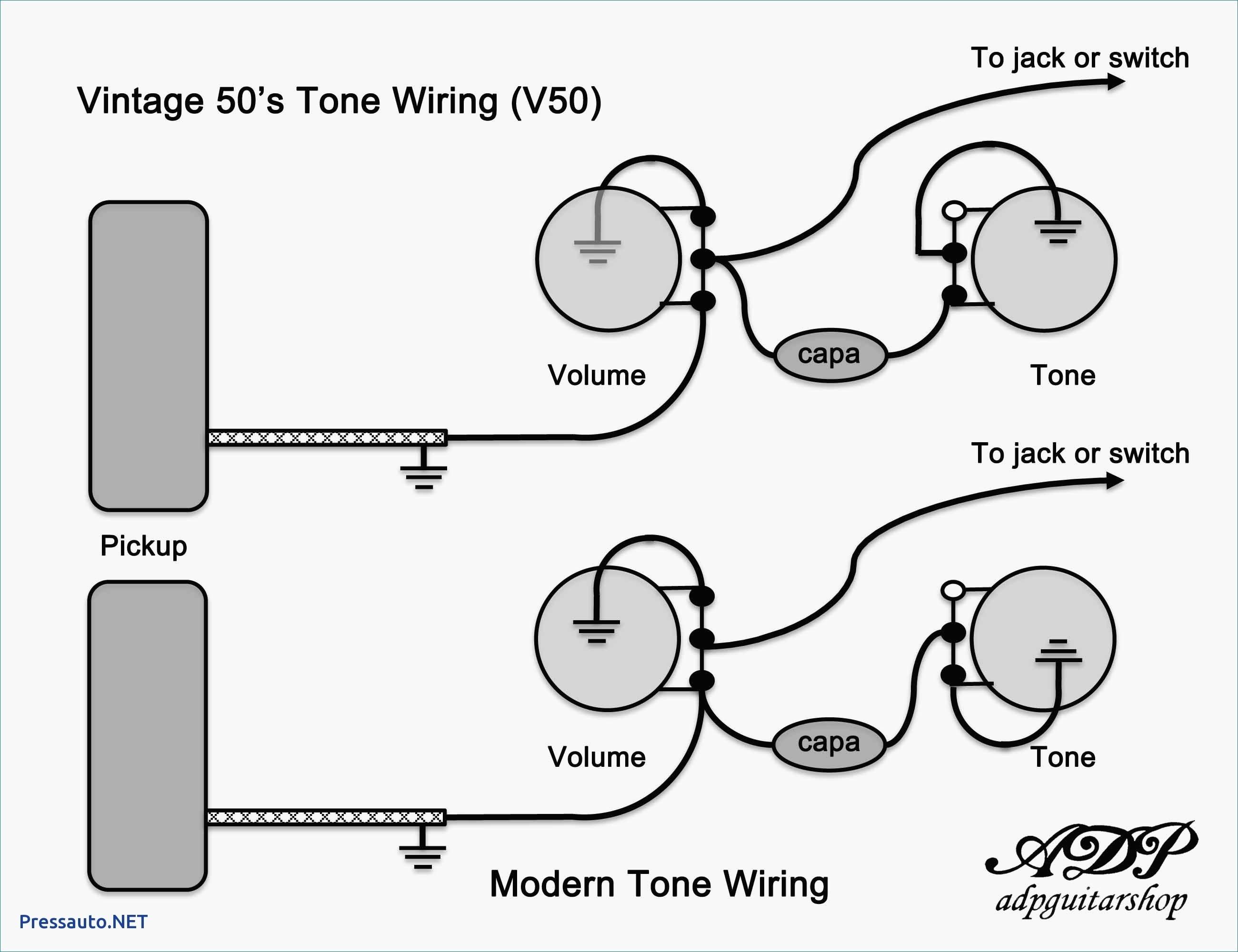 Lp Jr Wiring Diagram