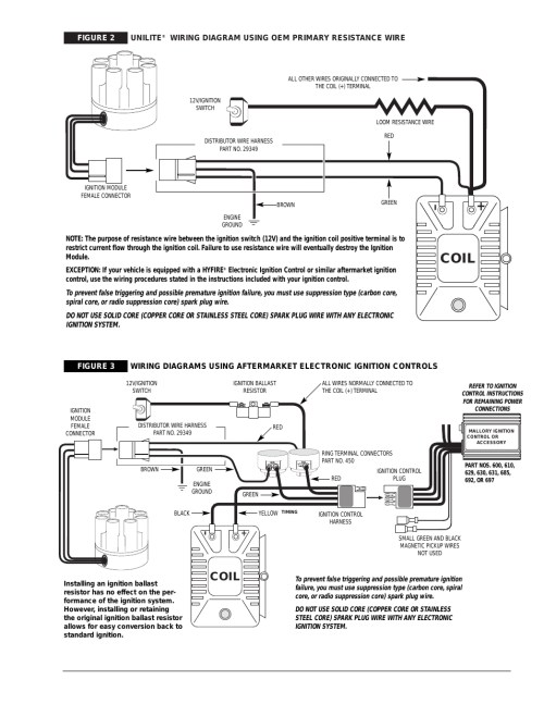 small resolution of mallory ignition wiring diagram magneto