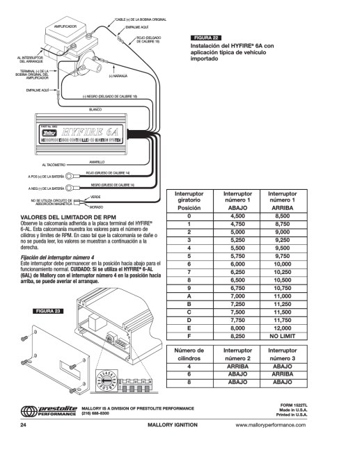 small resolution of mallory ignition wiring diagram hhy yf fiir re e 6 6a a 5n