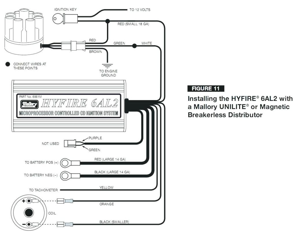 hight resolution of mallory ignition wiring diagram digital motorcycle wiring diagram hogtunes wiring diagram chris products wiring diagram