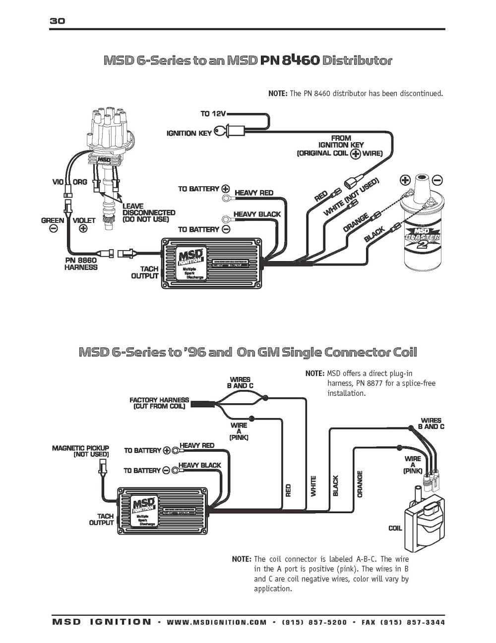 medium resolution of mallory distributor wiring diagram with msd great installation of rh mauriciolemus com mallory unilite distributor wiring