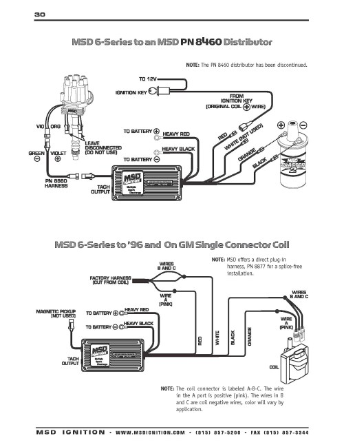 small resolution of mallory distributor wiring diagram with msd great installation of rh mauriciolemus com mallory unilite distributor wiring