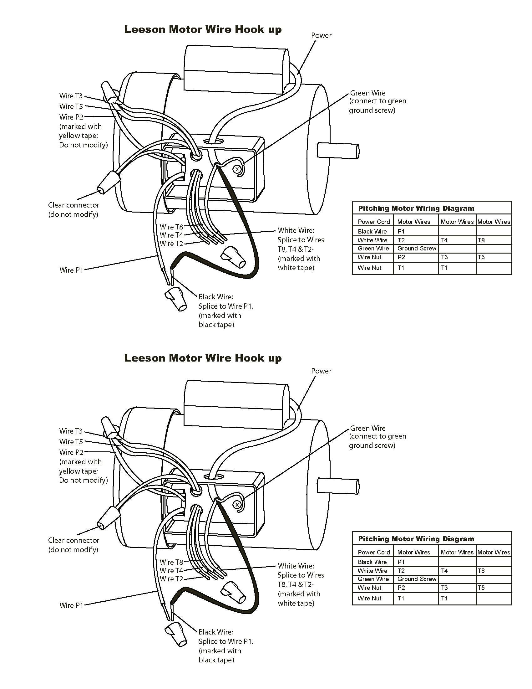 Marathon Boat Lift Motor Wiring Diagram