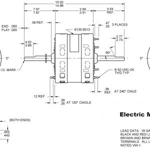 Marathon Electric Motor Wiring Diagram | Free Wiring Diagram