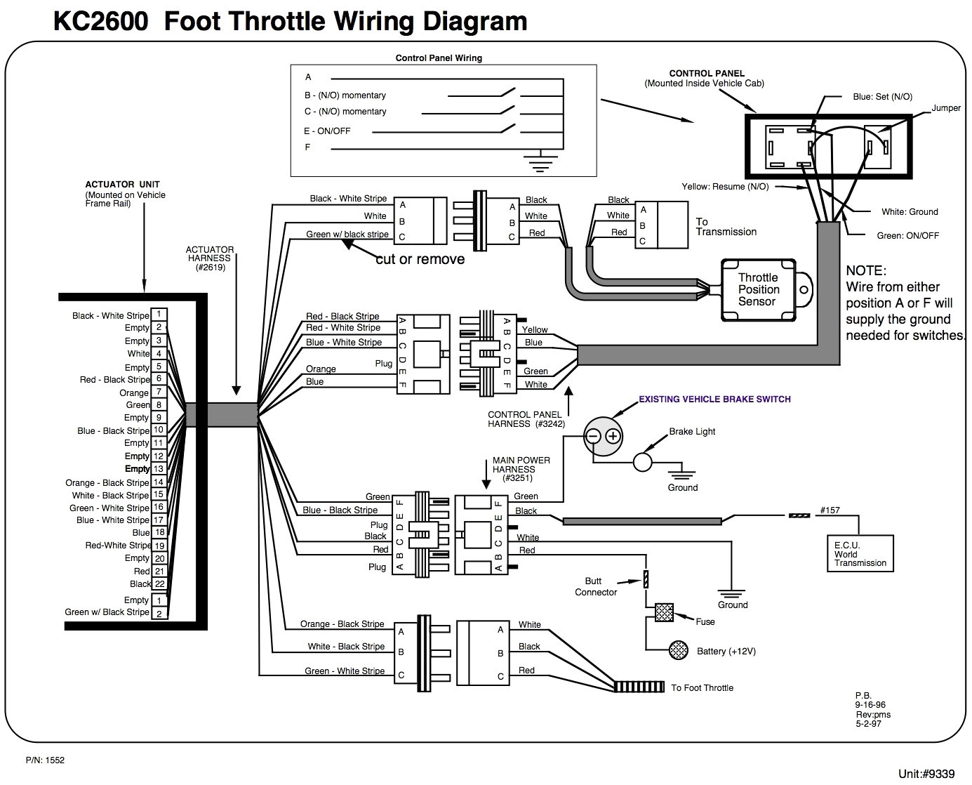 Allison 1000 Rds Wiring Diagram - All Wiring Diagram