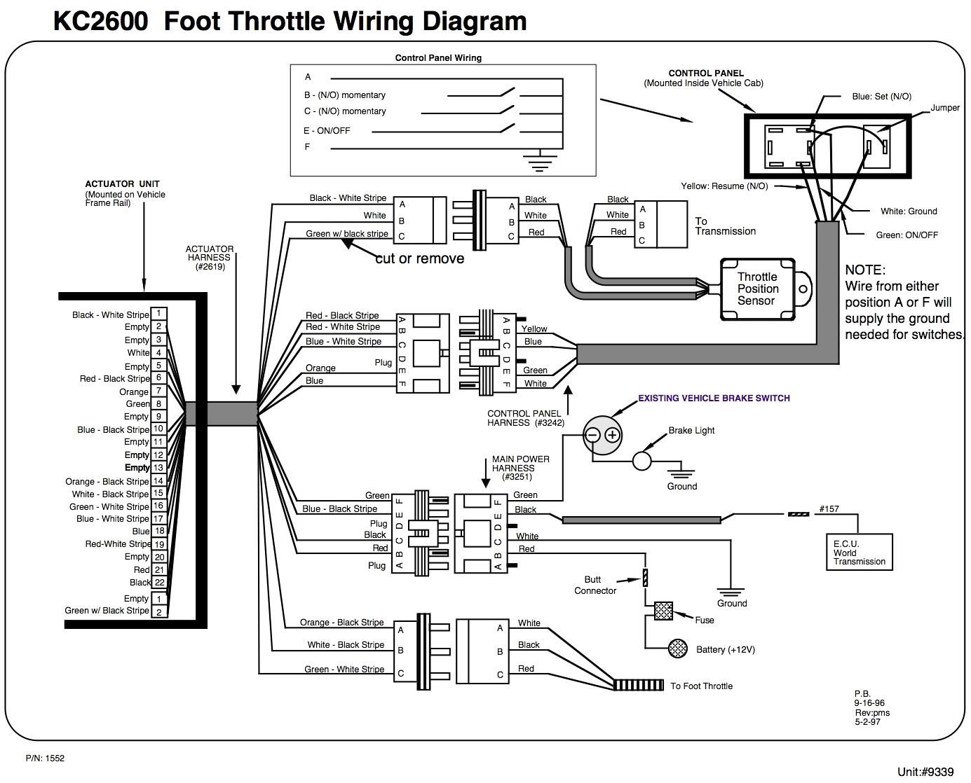 Allison Transmission Wiring Diagram