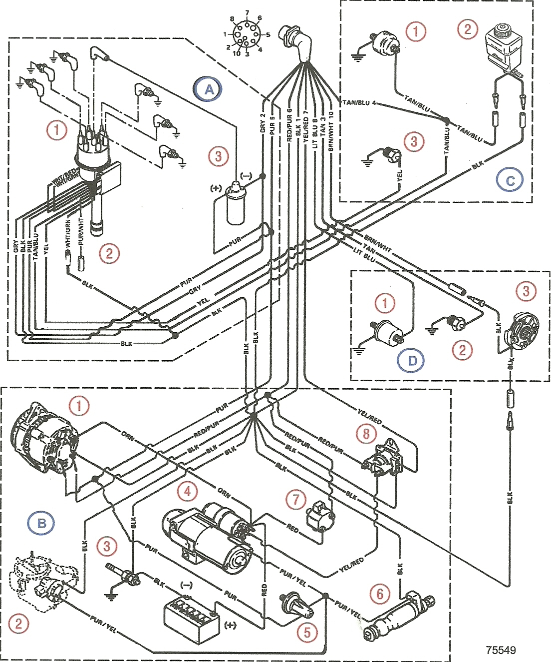hight resolution of omc 4 3 wiring diagram wiring diagram splitomc ford 2 3 engine diagram wiring diagram ame