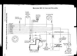 Mercruiser 43 Wiring Diagram | Free Wiring Diagram