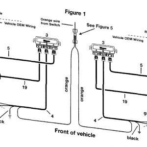 Monarch Snow Plow Wiring Diagram Free Wiring Diagram