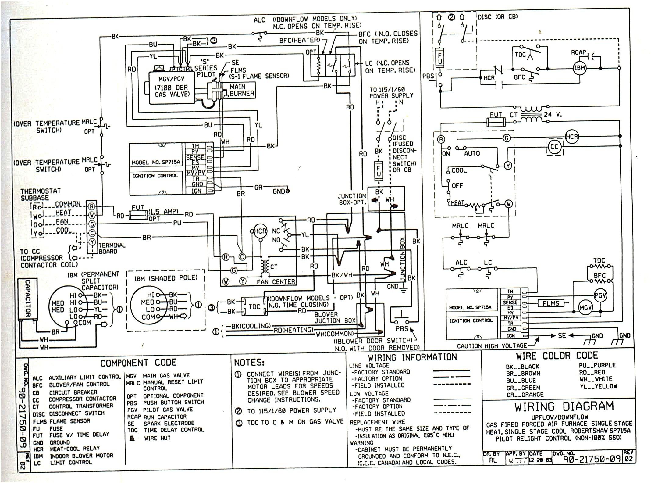 payne gas furnace gas valve wiring diagram