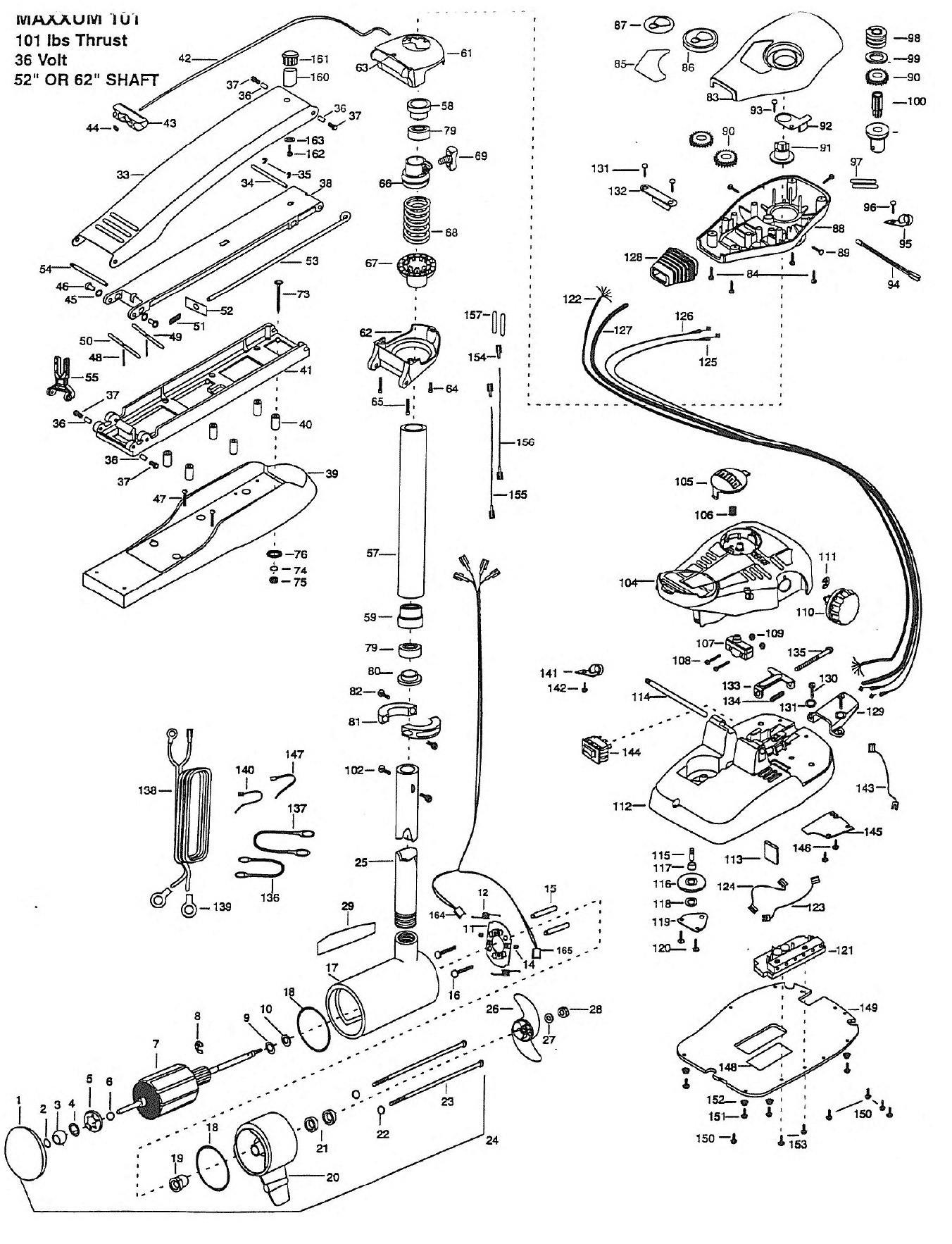 24v terrova trolling motor wiring diagram