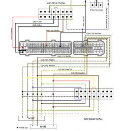 mitsubishi eclipse radio wiring diagram [ 1239 x 1754 Pixel ]