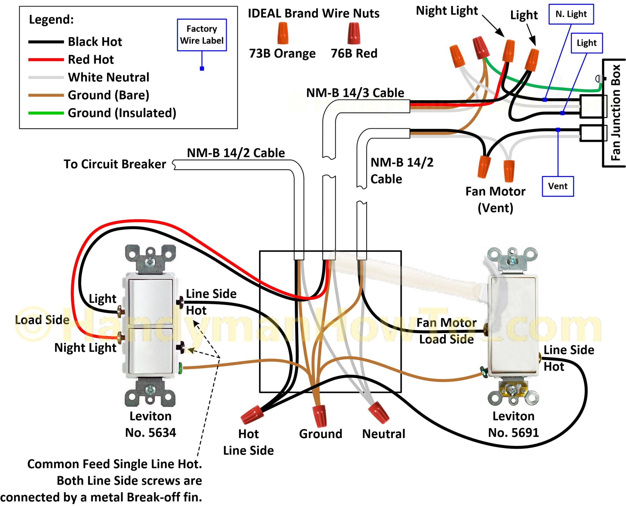 hight resolution of mobile home light switch wiring diagram
