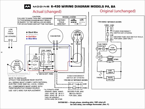 small resolution of modine gas heater wiring diagram modine heater parts diagram for amazing trane gas furnace wiring