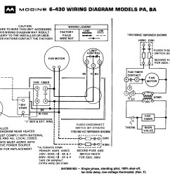 modine gas heater wiring diagram wiring diagram third level modine gas heaters parts modine heater wiring schematic [ 2412 x 1809 Pixel ]