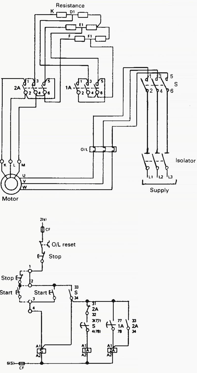 [DIAGRAM] Starting Motor Wiring Diagram FULL Version HD