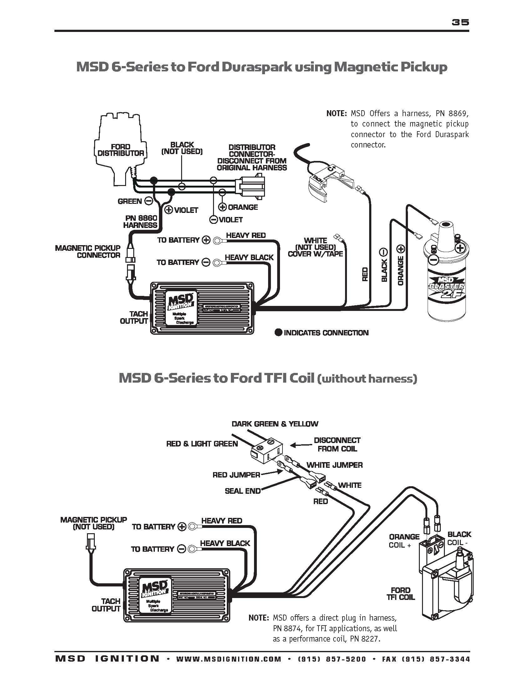 hight resolution of ford msd wiring diagram wiring diagram database ford msd ignition wiring diagram