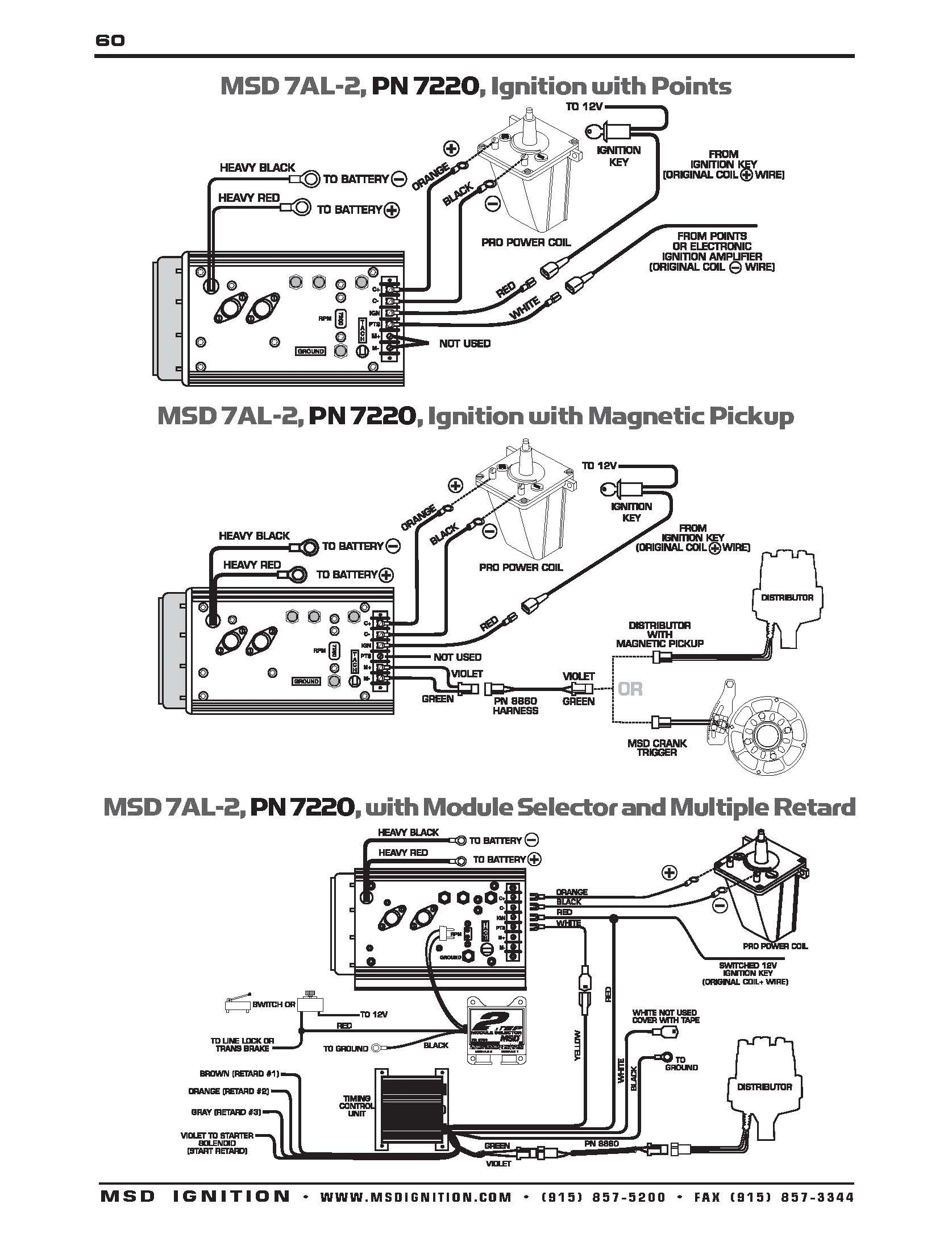 ford msd 6a wiring diagram