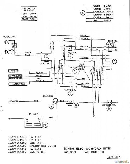 small resolution of mtd lawn mower wiring schematic wiring diagram expert mtd engine wiring diagram