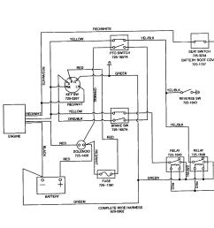 mtd riding lawn mower wiring diagram [ 3507 x 2480 Pixel ]